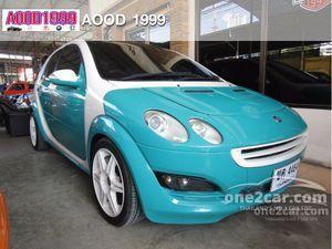 2005 Smart Forfour (ปี 01-07) 1.3 AT Hatchback