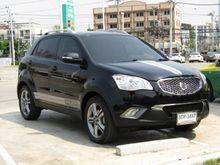 2013 Ssangyong Korando (ปี 10-16) C200 2.0 AT SUV