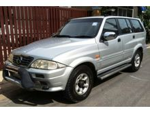 2000 Ssangyong Musso (ปี 95-01) 602 2.9 AT SUV