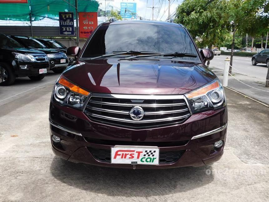 2014 Ssangyong Stavic SV200 Wagon