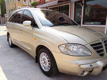 2006 Ssangyong Stavic (ปี 04-13) SV270 2.7 AT Wagon