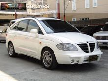 2007 Ssangyong Stavic (ปี 04-13) SV270 2.7 AT Wagon
