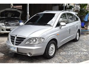 2005 Ssangyong Stavic 2.7 (ปี 04-13) SV270 Wagon AT