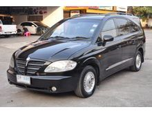 2005 Ssangyong Stavic (ปี 04-13) SV270 2.7 AT Wagon