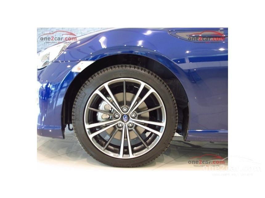 2016 Subaru BRZ Coupe