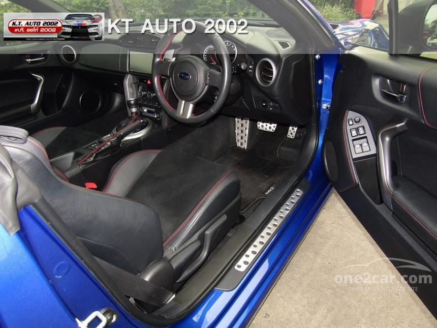 2015 Subaru BRZ Coupe