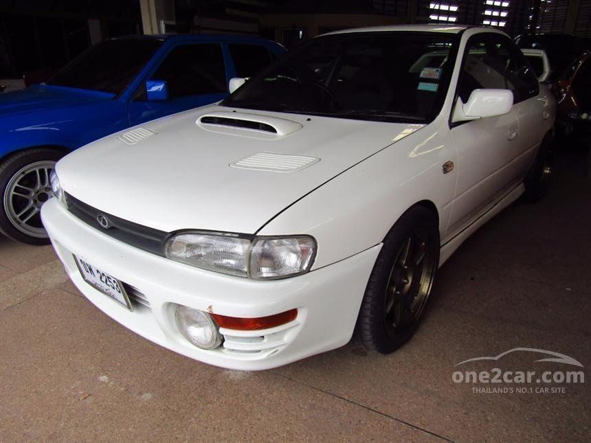 1996 Subaru Impreza Sedan