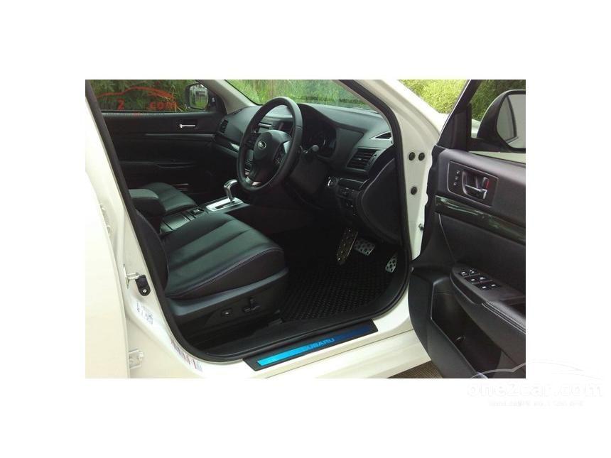 2015 Subaru Legacy GT Sedan
