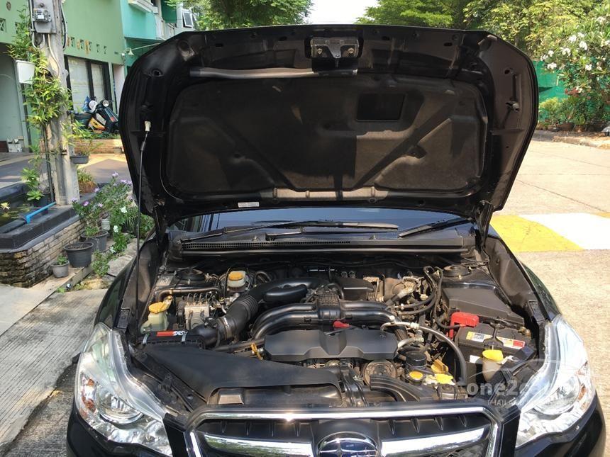 2014 Subaru XV XV SUV