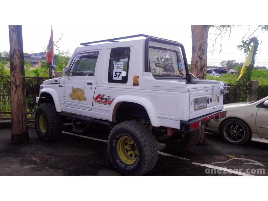 1998 Suzuki Caribian Sporty Pickup