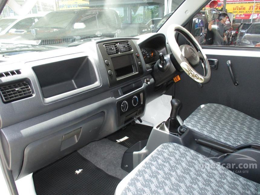 2013 Suzuki Carry Mini Truck Pickup