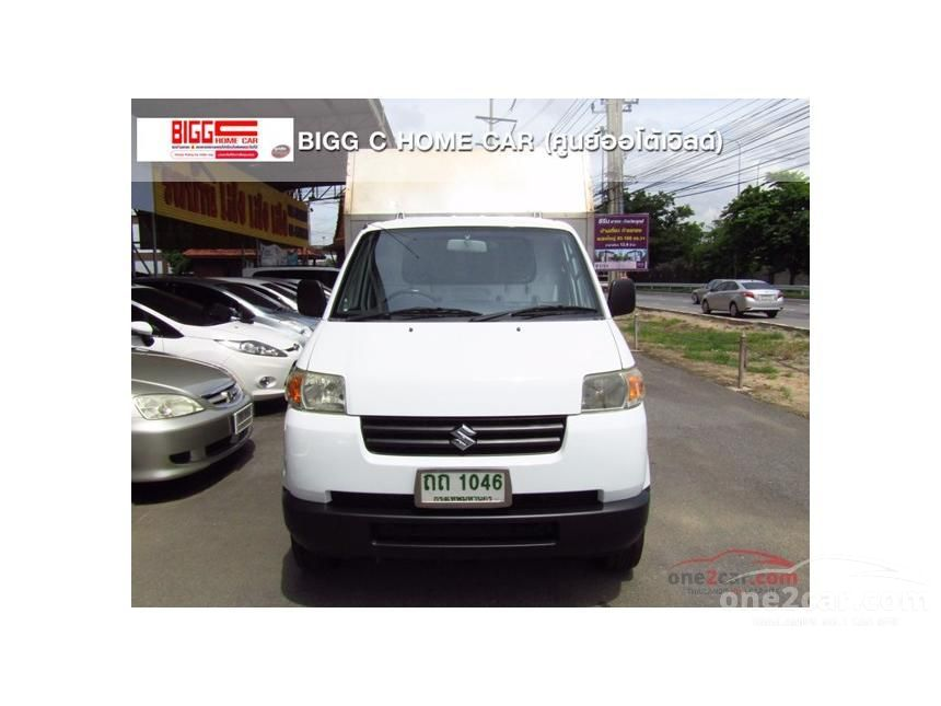 2012 Suzuki Carry Mini Truck Pickup