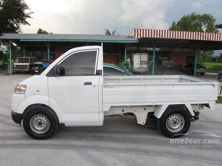 2010 Suzuki Carry Mini Truck Pickup