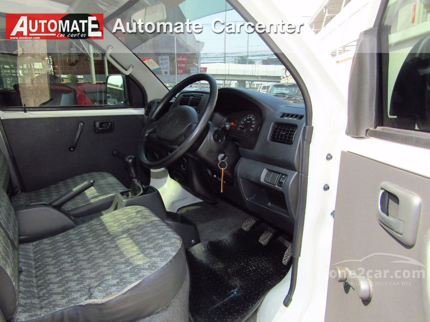 2013 Suzuki Carry Mini Truck Pickup