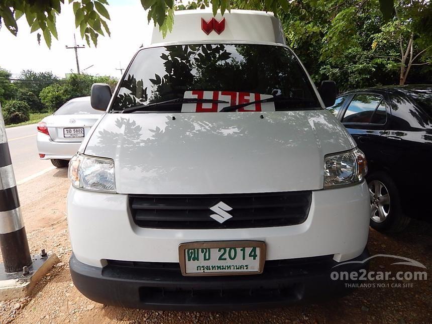 2011 Suzuki Carry Mini Truck Pickup