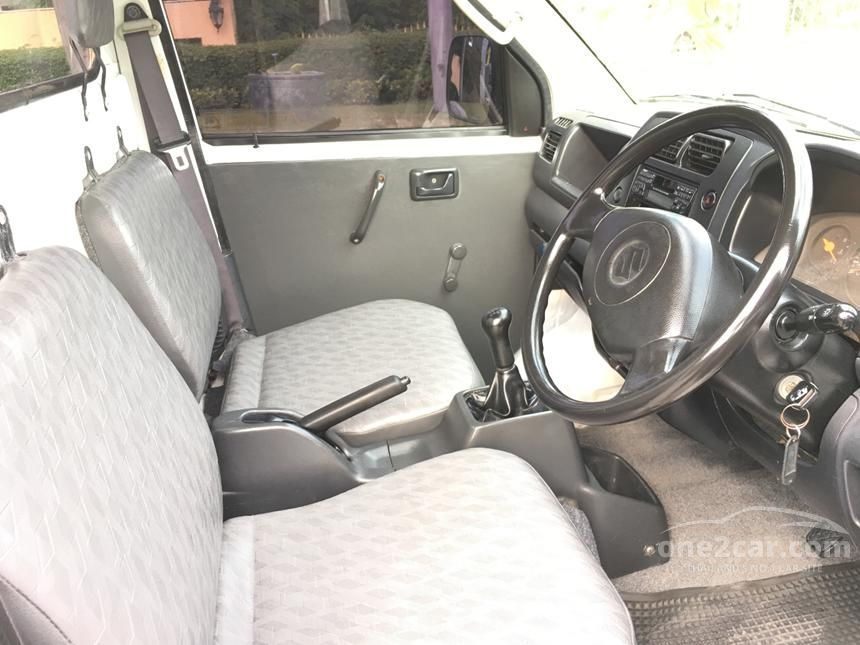 2008 Suzuki Carry Mini Truck Pickup