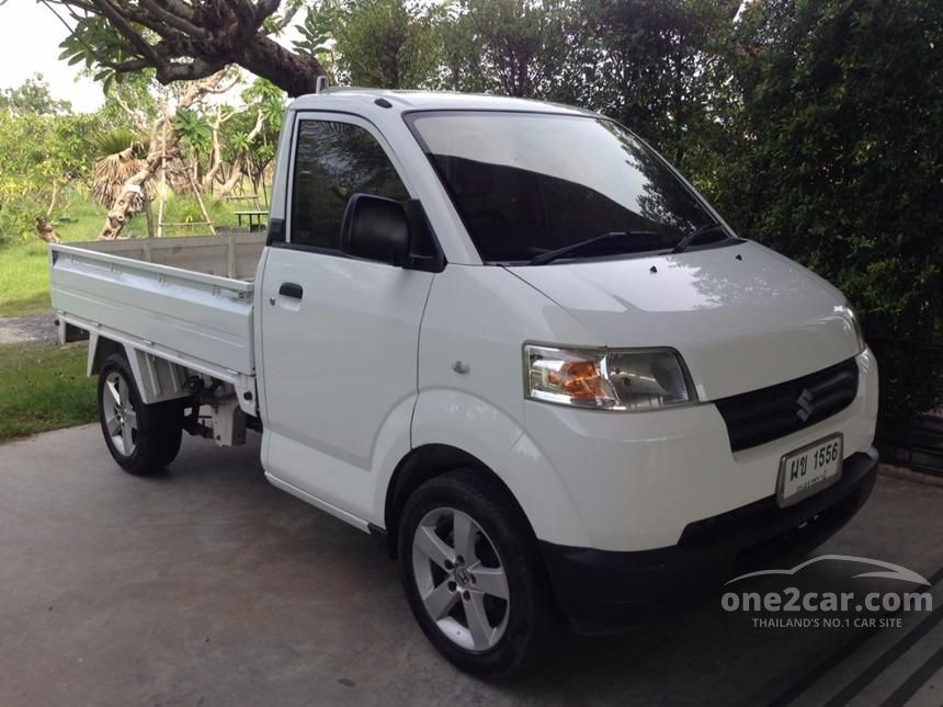 2007 Suzuki Carry Mini Truck Pickup