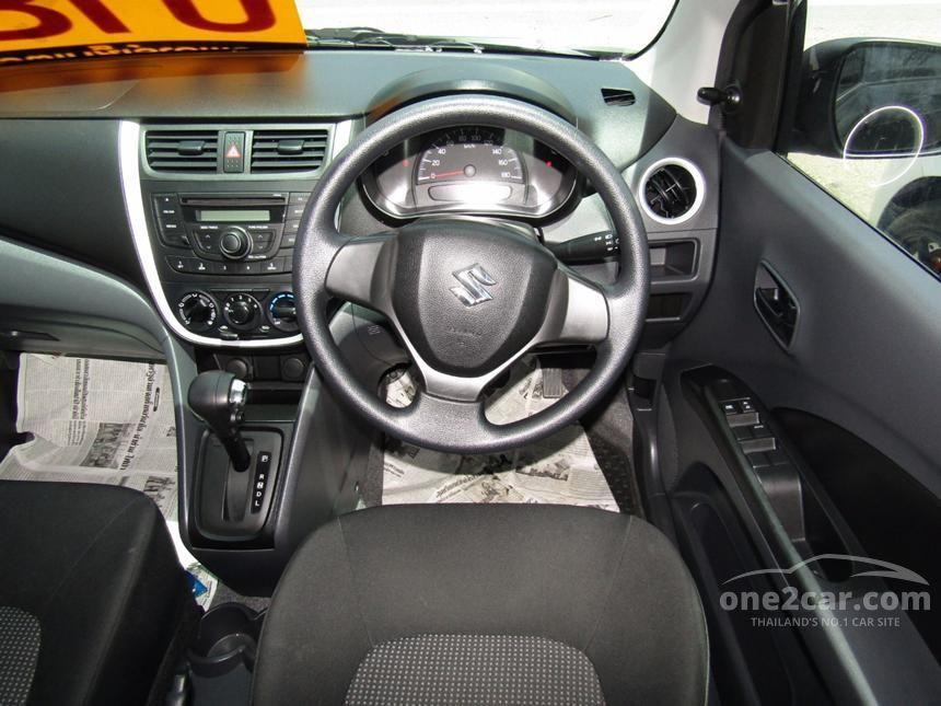 2016 Suzuki Celerio GL Hatchback