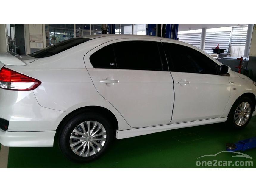 2016 Suzuki Ciaz GL Sedan
