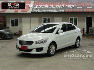 2017 Suzuki Ciaz 1.2 (ปี 15-18) GL Sedan AT