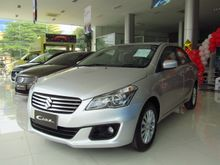 2017 Suzuki Ciaz GLX 1.2 AT Sedan