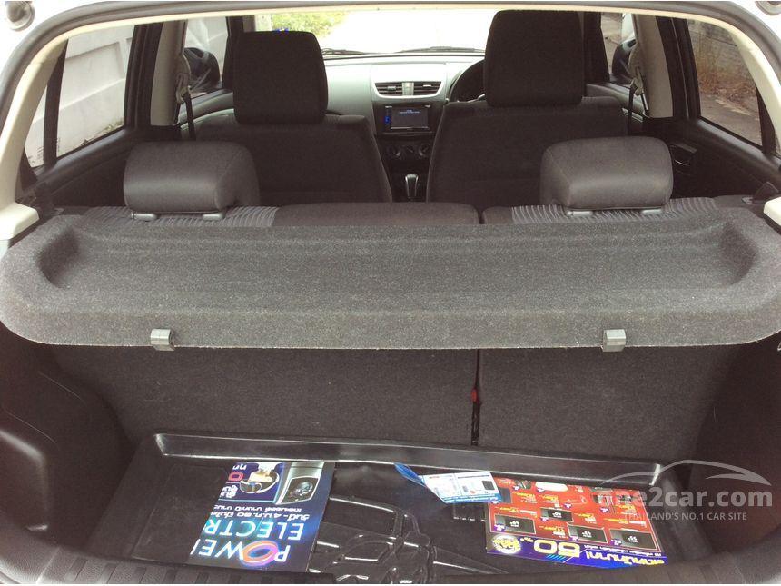 2013 Suzuki Swift GA Hatchback