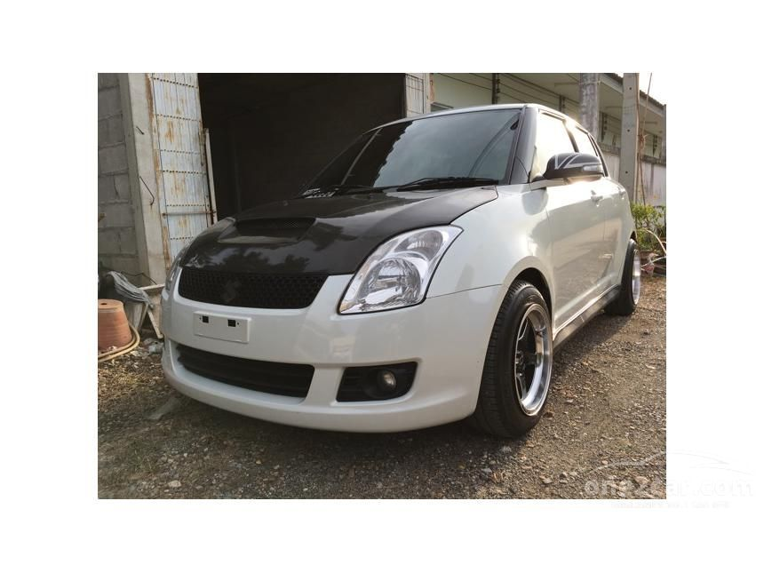 2010 Suzuki Swift GA Hatchback