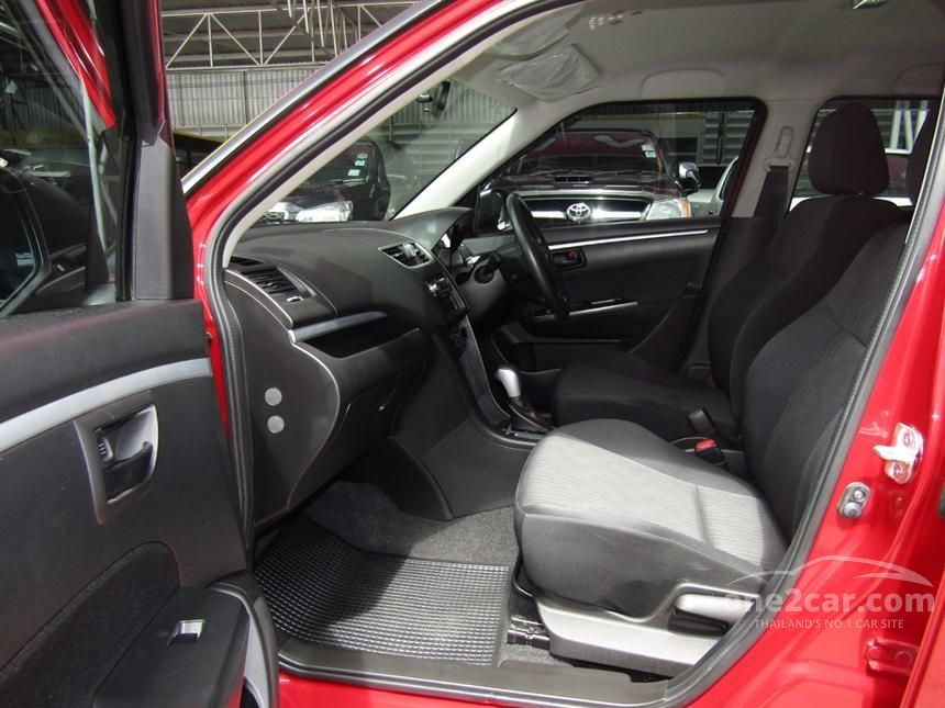 2014 Suzuki Swift GA Hatchback