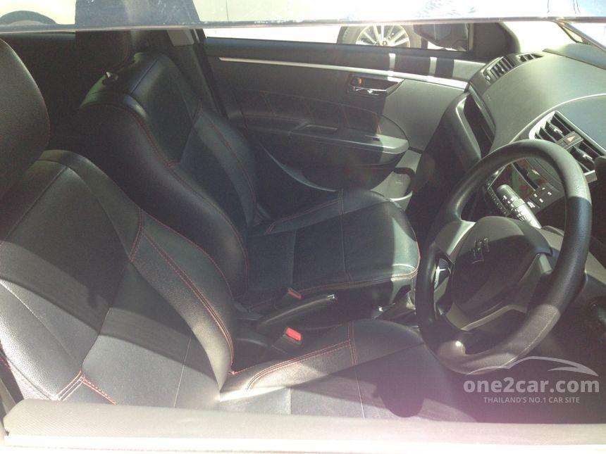 2015 Suzuki Swift GL Hatchback