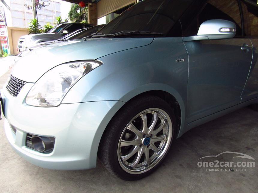 2010 Suzuki Swift GL Hatchback