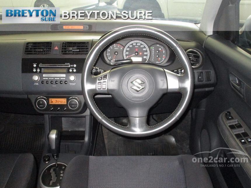 2012 Suzuki Swift GL Hatchback