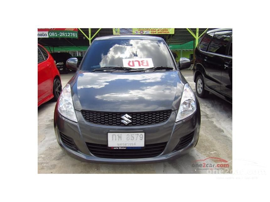 2014 Suzuki Swift GL Hatchback