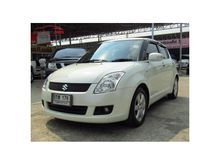 2010 Suzuki Swift (ปี 09-12) GL 1.5 AT Hatchback