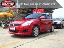 2013 Suzuki Swift (ปี 12-16) GLX 1.2 AT Hatchback