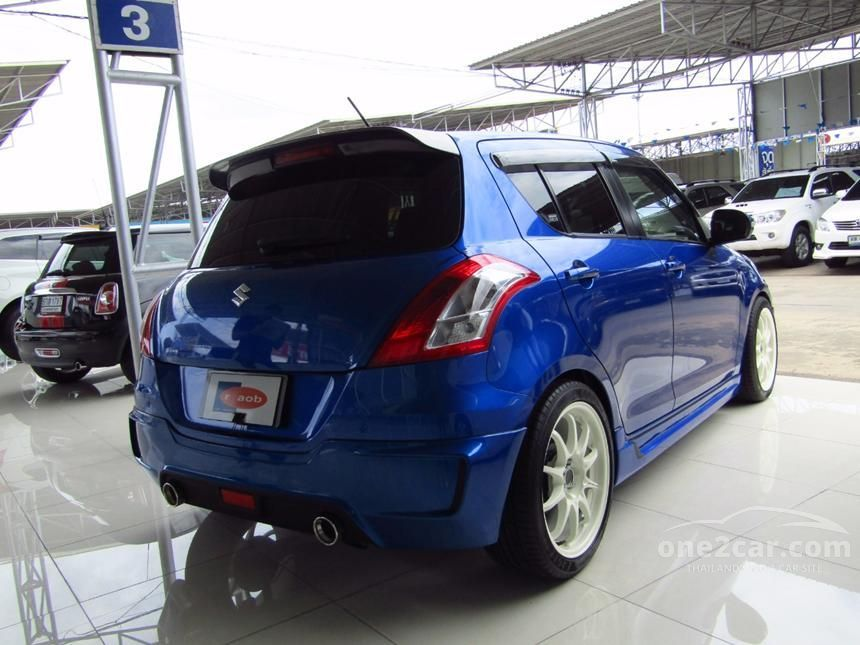 2014 Suzuki Swift GLX Hatchback