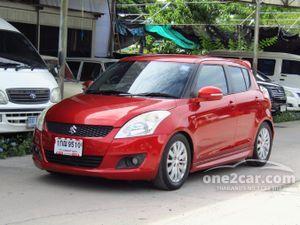 2012 Suzuki Swift 1.2 (ปี 12-16) GLX Hatchback AT