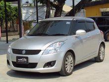 2012 Suzuki Swift (ปี 12-16) GLX 1.2 AT Hatchback