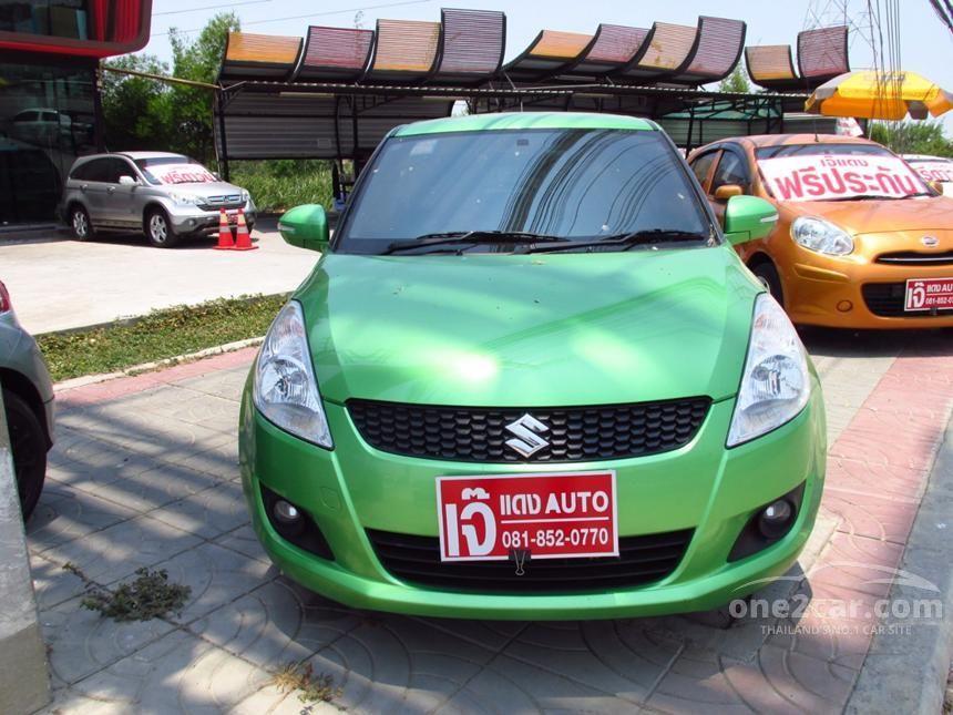 2013 Suzuki Swift GLX Hatchback