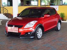 2014 Suzuki Swift (ปี 12-16) GLX 1.2 AT Hatchback
