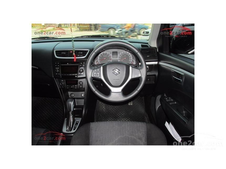 2015 Suzuki Swift GLX Hatchback