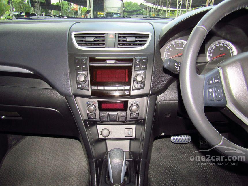 2014 Suzuki Swift GLX Hatchback