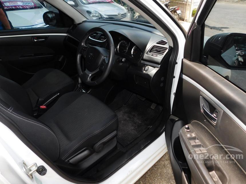 2015 Suzuki Swift RX Hatchback