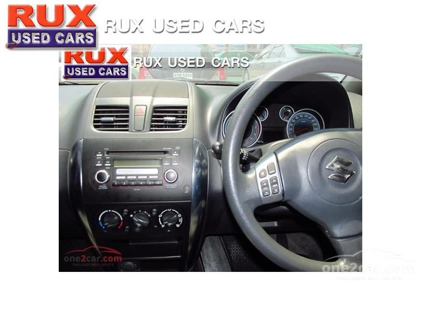 2012 Suzuki SX4 Hatchback