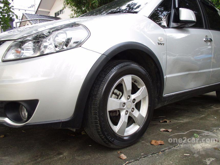 2013 Suzuki SX4 Hatchback