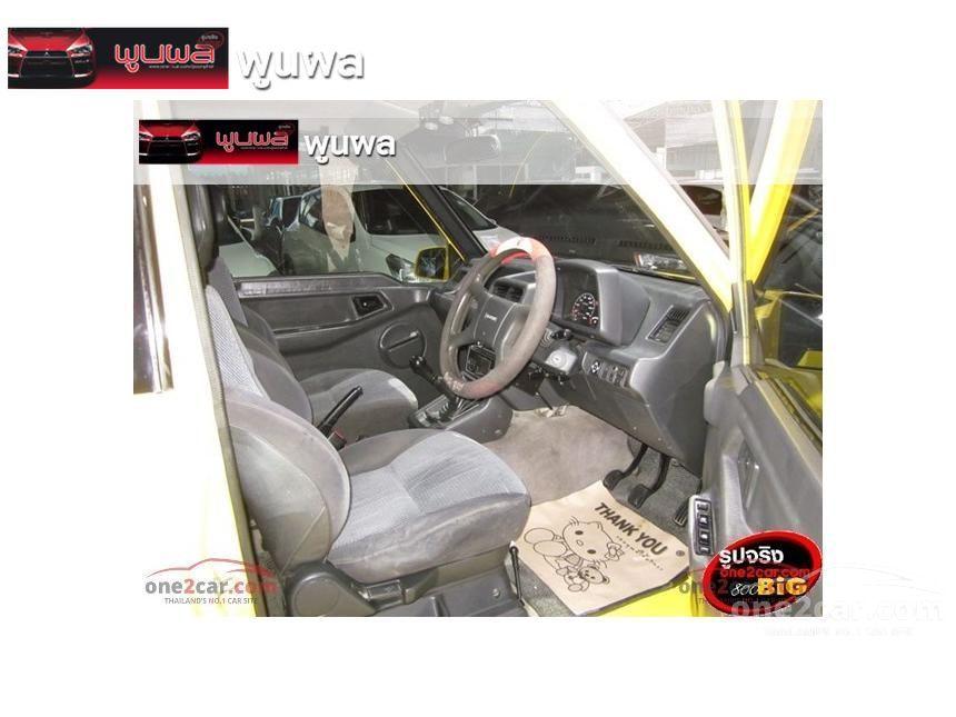 1993 Suzuki Vitara SUV