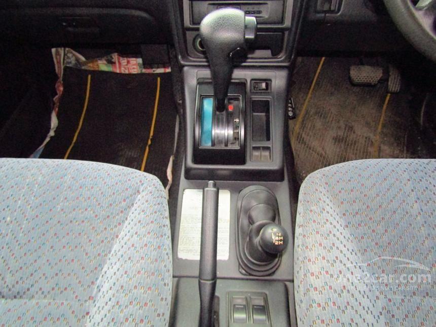 2002 Suzuki Vitara SUV