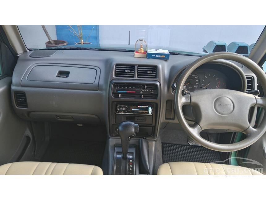 1998 Suzuki Vitara V6 SUV