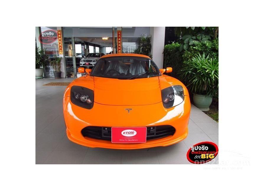 2014 Tesla Roadster Coupe