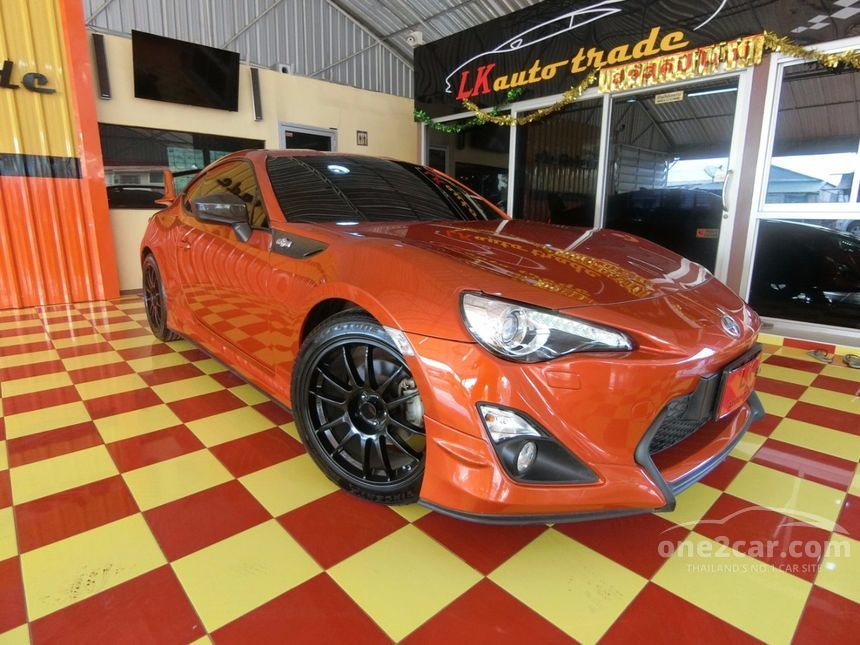 2013 Toyota 86 GT Coupe