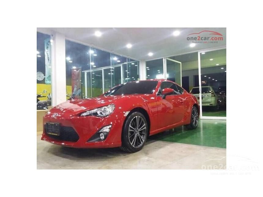 2016 Toyota 86 GT Coupe